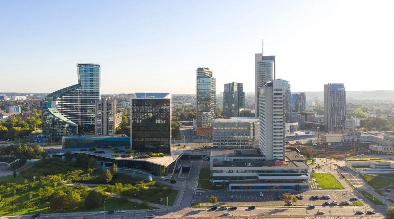數字城市 :立陶宛首都的轉型