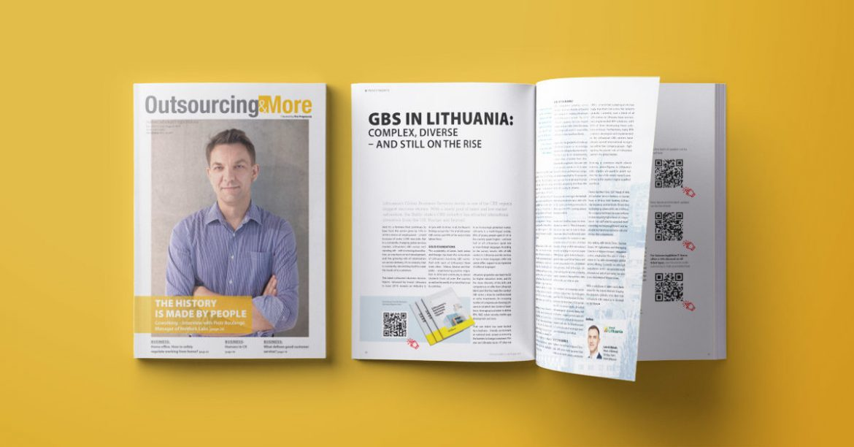 立陶宛的 GBS:複雜、多樣——而且仍在上升
